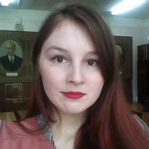 Анна Жолобова