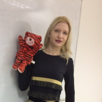 Мария Олеговна